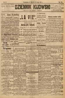 Dziennik Kijowski : pismo społeczne, polityczne i literackie. 1913, nr19