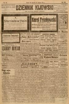 Dziennik Kijowski : pismo społeczne, polityczne i literackie. 1913, nr28