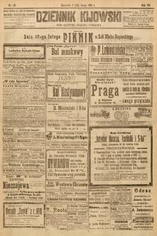 Dziennik Kijowski : pismo społeczne, polityczne i literackie. 1913, nr35