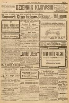 Dziennik Kijowski : pismo społeczne, polityczne i literackie. 1913, nr36