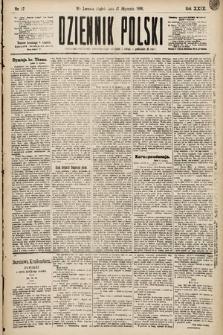 Dziennik Polski. 1896, nr17