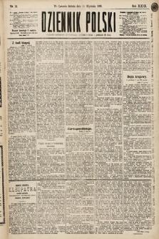 Dziennik Polski. 1896, nr18