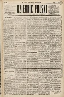 Dziennik Polski. 1896, nr25