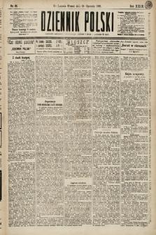 Dziennik Polski. 1896, nr28