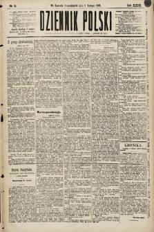 Dziennik Polski. 1896, nr34