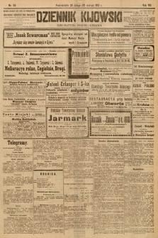 Dziennik Kijowski : pismo społeczne, polityczne i literackie. 1913, nr53