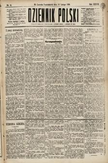 Dziennik Polski. 1896, nr41
