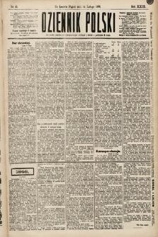 Dziennik Polski. 1896, nr45
