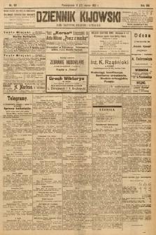 Dziennik Kijowski : pismo społeczne, polityczne i literackie. 1913, nr60