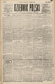 Dziennik Polski. 1896, nr46
