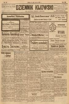 Dziennik Kijowski : pismo społeczne, polityczne i literackie. 1913, nr65