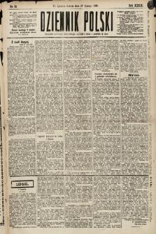 Dziennik Polski. 1896, nr53