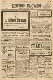 Dziennik Kijowski : pismo społeczne, polityczne i literackie. 1913, nr68