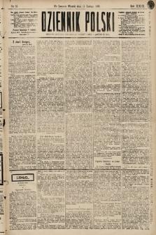 Dziennik Polski. 1896, nr56