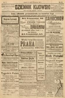 Dziennik Kijowski : pismo społeczne, polityczne i literackie. 1913, nr77