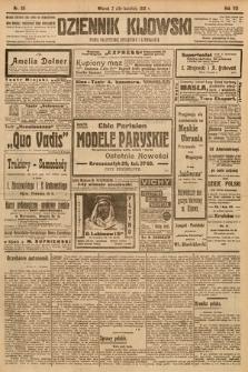 Dziennik Kijowski : pismo społeczne, polityczne i literackie. 1913, nr88