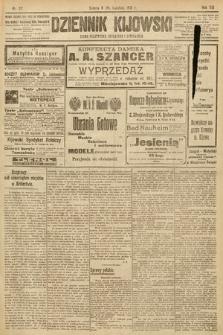 Dziennik Kijowski : pismo społeczne, polityczne i literackie. 1913, nr92