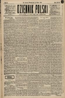 Dziennik Polski. 1896, nr84