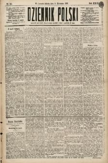 Dziennik Polski. 1896, nr101