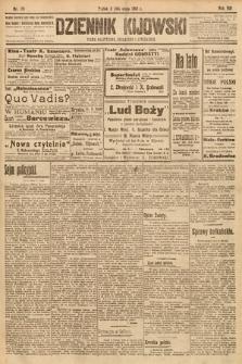 Dziennik Kijowski : pismo społeczne, polityczne i literackie. 1913, nr116