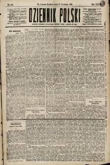 Dziennik Polski. 1896, nr109