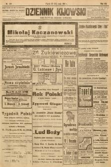 Dziennik Kijowski : pismo społeczne, polityczne i literackie. 1913, nr122
