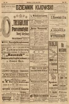 Dziennik Kijowski : pismo społeczne, polityczne i literackie. 1913, nr124