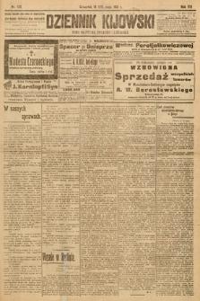 Dziennik Kijowski : pismo społeczne, polityczne i literackie. 1913, nr128