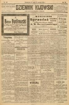 Dziennik Kijowski : pismo społeczne, polityczne i literackie. 1913, nr138