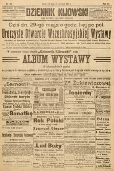 Dziennik Kijowski : pismo społeczne, polityczne i literackie. 1913, nr140