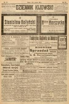 Dziennik Kijowski : pismo społeczne, polityczne i literackie. 1913, nr143