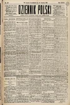 Dziennik Polski. 1896, nr172