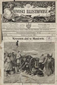 Nowości Illustrowane. 1906, nr1