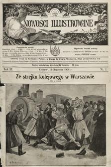 Nowości Illustrowane. 1906, nr2