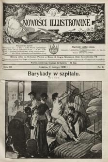 Nowości Illustrowane. 1906, nr5