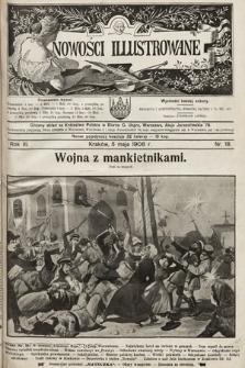 Nowości Illustrowane. 1906, nr18