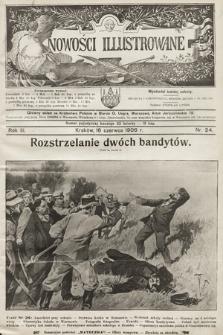 Nowości Illustrowane. 1906, nr24