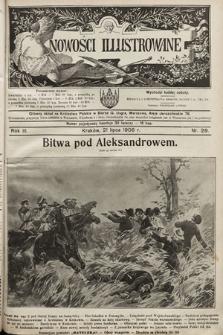 Nowości Illustrowane. 1906, nr29