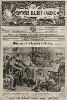 Nowości Illustrowane. 1906, nr43