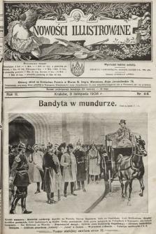 Nowości Illustrowane. 1906, nr44