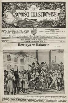 Nowości Illustrowane. 1906, nr50