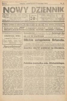 Nowy Dziennik. 1922, nr8