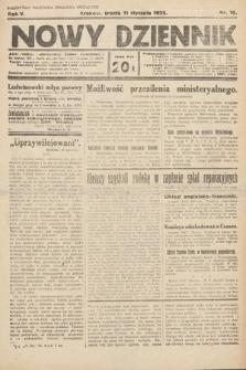 Nowy Dziennik. 1922, nr10