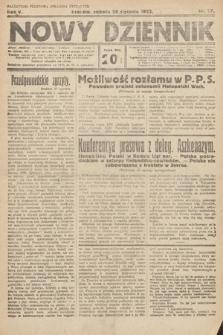 Nowy Dziennik. 1922, nr27
