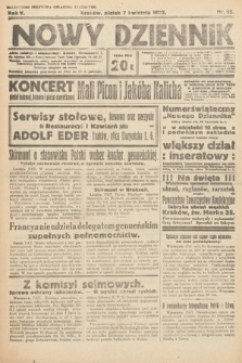 Nowy Dziennik. 1922, nr95