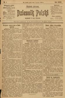 Dziennik Polski (wydanie poranne). 1903, nr3