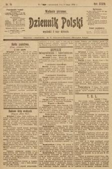 Dziennik Polski (wydanie poranne). 1903, nr54