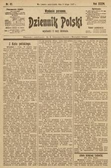Dziennik Polski (wydanie poranne). 1903, nr65