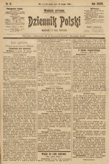 Dziennik Polski (wydanie poranne). 1903, nr81