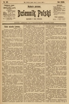 Dziennik Polski (wydanie poranne). 1903, nr109